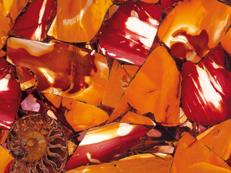 Precioustone: Golden Caramel