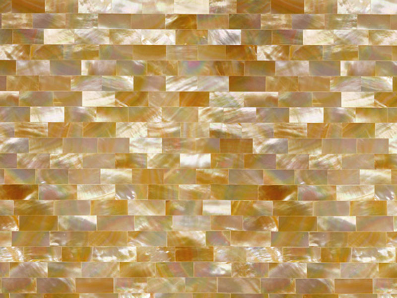 Shellstone: Golden Mother of Pearl