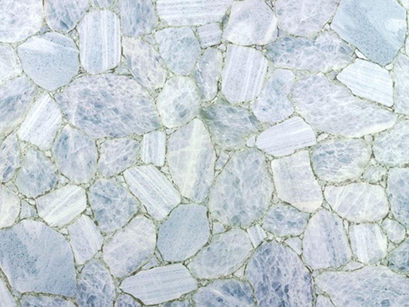 Precioustone: Ice Blue Calcite