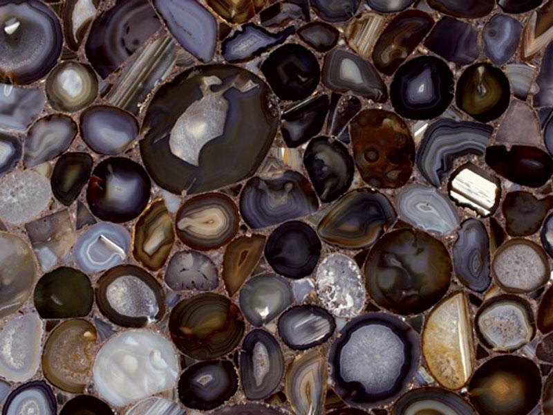 Precioustone - Natural Agate