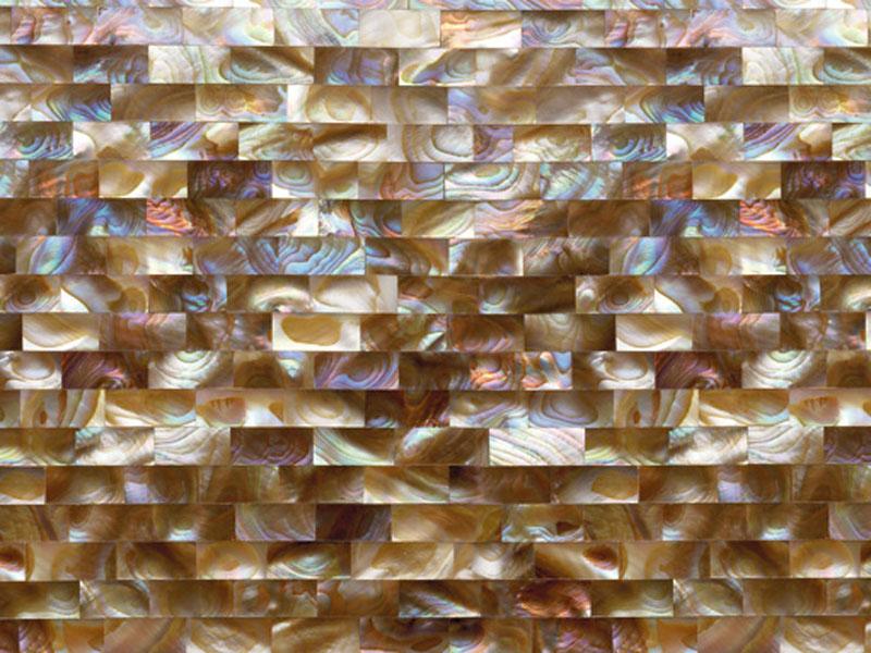 Shellstone - Rainbow Opale