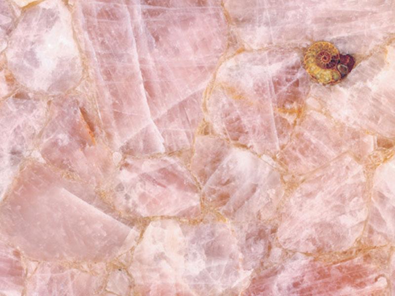 Precioustone: Rose Quartz