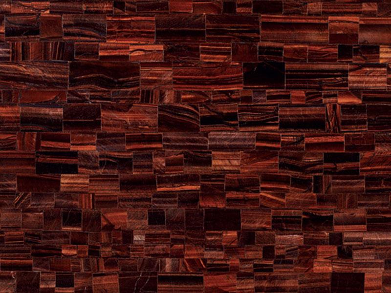 Gemstone - Tiger Eye Red