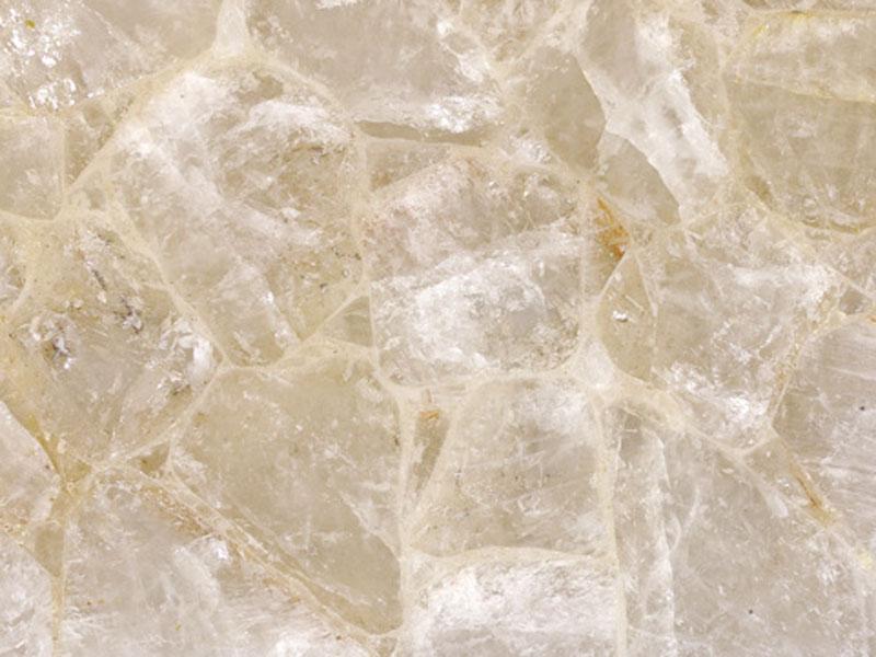 Precioustone - White Quartz