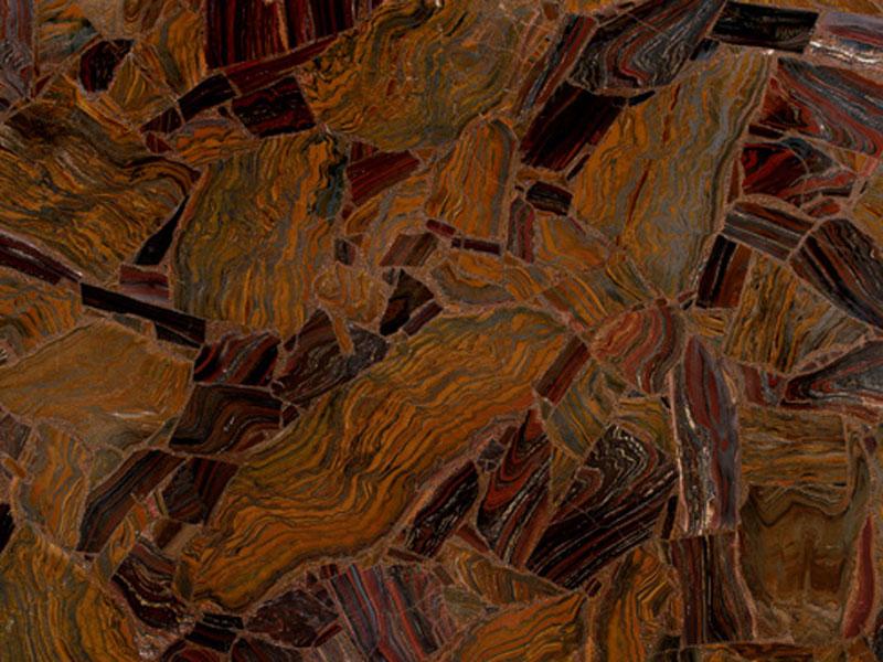 Gemstone: Wild Tiger Iron
